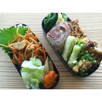 鯛煮付けBENTO - Feeling Cuisine.com