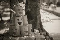 2017年9月11日 木陰で微笑む顔たち - Silver Oblivion