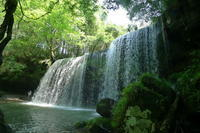 裏見滝 - 写真巡礼「日本の風景」