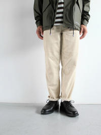 WESTOVERALLS 5 POCKET DENIM TROUSERS 801S / CORDUROY - 『Bumpkins putting on airs』