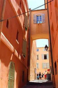 Saint-Tropez  旧市街を歩く。 - くりくりのいた午後 bis