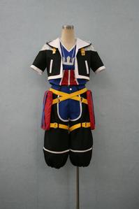 キングダムハーツソラ スタンダード コスプレ衣装 女性、mサイズを販売しております - コスプレ衣装 通販ショップ