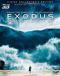 "c483 "" エクソダス:神と王 "" Blu-ray 2017年9月9日 - 侘び寂び"
