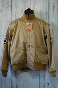 使い込むことで更に風格がますヒューストン「FURY」モデルタンカースジャケット - アメカジ、古着、ミリタリーファッションのブログ