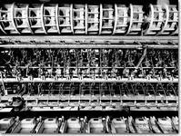 【せ】製糸工場マシン:せいしこうじょうましん - ネコニ☆マタタビ