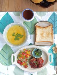 ピーマンの肉詰め - 陶器通販・益子焼 雑貨手作り陶器のサイトショップ 木のねのブログ