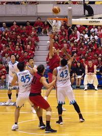 プレシーズン vs 京都 #2 - gow!! 富山グラウジーズ