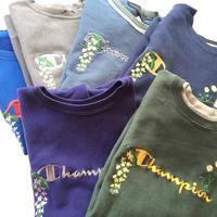 COOCHUCAMP Happy Specialクルースウェット - BEATNIKオーナーの洋服や音楽の毎日更新ブログ