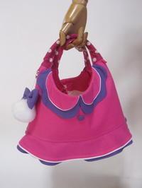 デイジーのバッグのオーダー♥しっぽがキュート♪ - child_kitchen