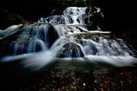 魚止めの滝 - 人生とは旅なり