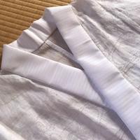 麻の長襦袢と正絹小紋 - uzuz玉手箱