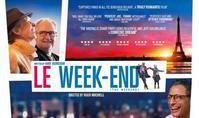 ウィークエンドはパリで(Le Week-End)  - DOODLE ※ 佳田亜樹の悪戯書き