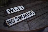 NO SMOKING - 金色の麒麟が眺める世界