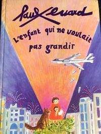 とっても可愛いジャクリーヌ・デュエムさんの絵本〜『L'enfant qui ne voulait pas grandir』 - 素敵なモノみつけた~☆