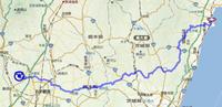 BRM917宇都宮300km花園渓谷 試走レポート - 竜胆急行途中下車