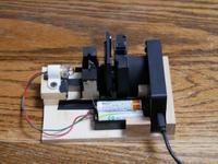 ezSpectra 815Vで分光光度計を作ってみる(Ⅴ) - ミクロ・マクロ・時々風景