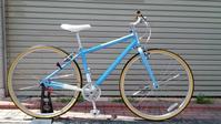 クロスバイクだってシングル化したっていいじゃない! - 大岡山の自転車屋TOMBOCYCLEのblog