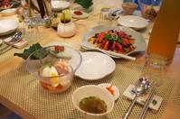 我が家の韓国料理教室「ピビン冷麺」 - SOMEWHERE