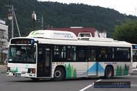 (2017.8) 富士急山梨バス・F3566 - バスを求めて…