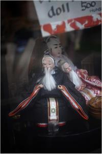 1875 奈良町(2017年8月5日スピードパンクロ35㎜F2で奈良町の奥底へ)4 ログアウト! - レンズ千夜一夜