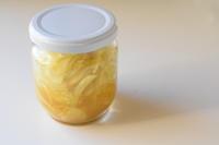 季節の瓶詰め*玉ねぎのカレーピクルス - 小皿ひとさら