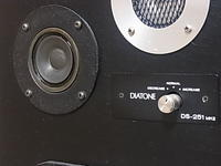 DIATONE DS-251MKⅡ 再軟化処理 - 趣味のオーディオ(作成中)