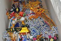博多旅行(15)櫛田神社の飾り山 - たんぶーらんの戯言