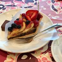 キルフェボン☆星型イチジクとチョコレートのタルト - パンのちケーキ時々わんこ