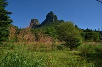 9月3日 ススキの高岩 - 光画日記