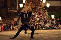 おわら風の盆2017-鏡町・案山子踊り - ちょっとそこまで