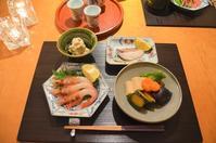 日本酒に合う和食 - まほろば食日記