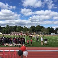 American Football Saturday - 烏帽子への風