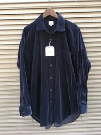 velvet  big shirts - WEEDS STAFF blog