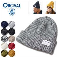 ORCIVAL[オーチバル・オーシバル] WOOL RIB KNIT [RC-7109WEA] ワッチキャップ/ニットキャップ/ニット帽子/ウール帽子・MEN'S/LADY'S - refalt   ...   kamp temps