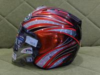 Arai Helmet SZ-Ram4 - YUHIRO&M DESIGNS2