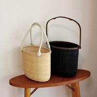 夫婦トート?! - handvaerker ~365 days of Nantucket Basket~