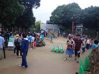 上野・真夏の夜の動物園:ゾウの運動場に入ってみよう~明るい夜の森 - 続々・動物園ありマス。