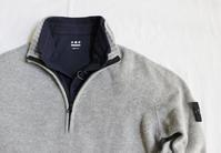 STONE ISLAND PULL OVER KNIT - COSMIC