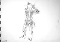 『 Gallery tanasita 17 』 - 『Gallery tanasita 1735』croquis・drawing・dessin・ sketch