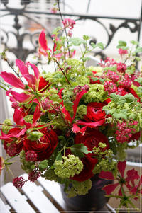 Bouquet rouge - * Spice of My Life *