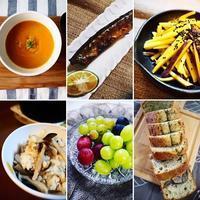 秋の食材・・・ - Kitchen diary