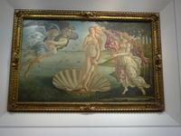 「ヴィーナスの誕生」を見てきました♪ - 愛知 豊橋 布花アクセサリーCendrillon