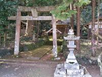 福知山市室(むろ)地区の神社 - ほぼ時々 K'Chan Blog