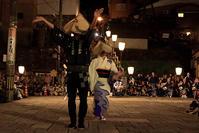 おわら風の盆2017-鏡町・恋の踊り-弐 - ちょっとそこまで