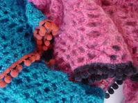 愛しい私のクローゼット④ 一財産かけた手編みのショール - LilyのSweet Style