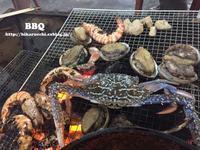 贅沢BBQ - ★ひかるっち★の Happy spice ブログ