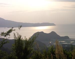 敦賀湾だよ -