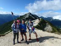 燕岳登山 1泊2日 - Luminare~神戸ではたらく弁護士のブログ~