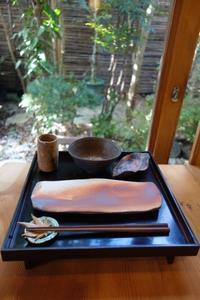 焼き物が似合う秋 - g's style day by day ー京都嵐山から、季節を楽しむ日々をお届けしますー