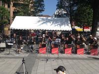 9月9日(土)その1:定禅寺ストリートジャズフェスティバル~泉SWO練習 - 吹奏楽酒場「宝島。」の日々